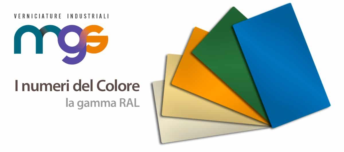 Galleria dei Colori RAL